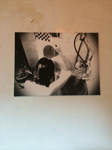 From: Su Ikramimizdir-exhibition in Galata/Istanbul,2014.